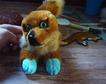 Mascotte plush WIP by goiku