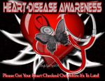 Heart Disease Awareness by AwarenessBeyondArt
