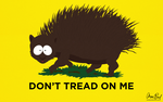 Don't Tread on Me by AnonPaul