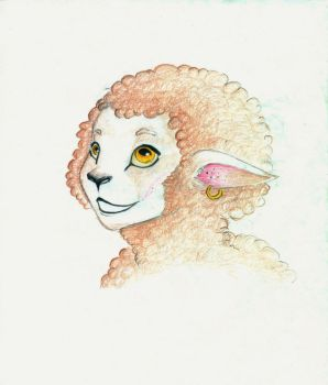 Sheep Thrills by chestnuthare