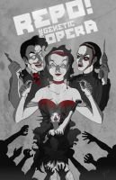 Repo! The Genetic Opera by HauntedHouse667