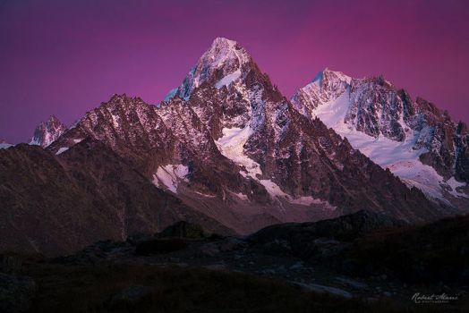 Alpenglow by r-maric