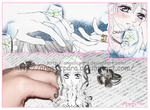 Airi's Engagment Clover Ring by AngelicPara