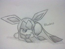 Glaceon 5 by Bluekiss131