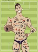 Football by QuilesART