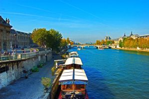 River Seine 1 by AlanSmithers