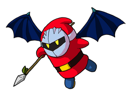 Meta Shy Knight by Comic-Ray