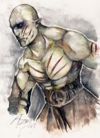 Azog by XMenouX