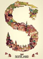 S is for Scotland by kchilt