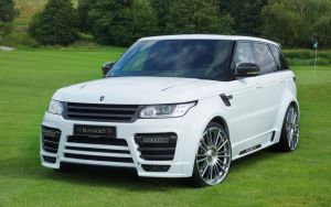 2014 Mansory Range Rover Sport by ThexRealxBanks