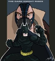 The dark knight rises by Granamir30