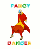 The Fancy Dancer by elven-thespian