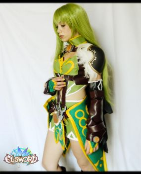 RENA NW ELSWORD my duty by LilituhCosplay