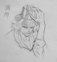 Urahara sketch by forty-two-point-five