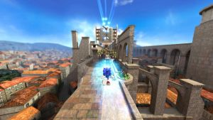 Sonic Generations Screenshot4 by kamagawa