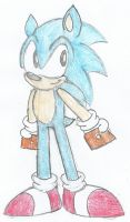 Sonic has Cheez-Its by Sonicdude645