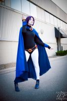 Teen Titans - Raven by LiquidCocaine-Photos