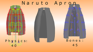 .: Naruto Apron DOWNLOAD :. by HaruchanShirayuki769