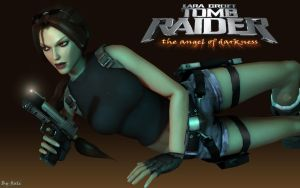 Lara Croft - Angel of Darkness by Roli29