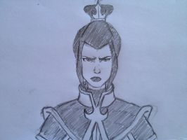 Princess Azula by kbtweet