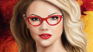 Kate Upton Portrait by laracremon