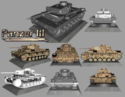 Panzer III by Panzer82