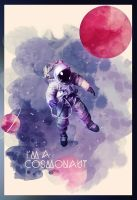 I am a Cosmonaut by zankos