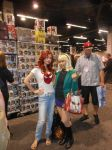 Wondercon 2015 Mary Jane and Gwen Stacy by DougSQ