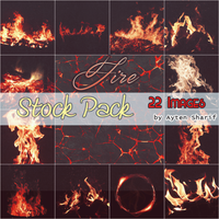Fire  - Stock Pack #6 by AytenSharif11