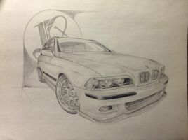 Bmw E39 M5 by G-REDNEK