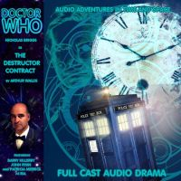 Audio Visuals - Destructor Contract CD cover by jimg1972