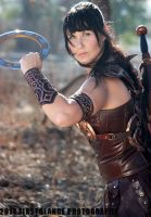Xena Warrior Princess by ModernXena