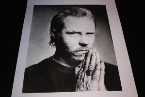 James Hetfield by idlaviv