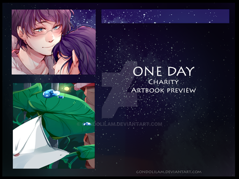 One Day Artbook (Preview) by Gondolilam