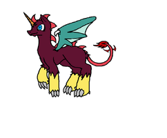Name your price dragon pony adopt! by star4567980