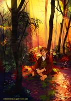 -Bilbo Baggins- by obsceneblue