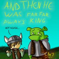 And then he was Arthur by SandraMJ