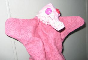 The Pink Snouted Thing by puppetry