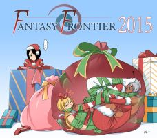 Fantasy Frontier Xmas 2015 part 2 by lostonezero