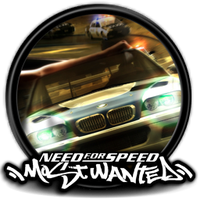 Need for Speed: Most Wanted (2005) - Icon by Blagoicons