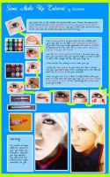 Tutorial - SEME cosplay make up by recchinon