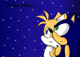 Never Alone by sweetkat22