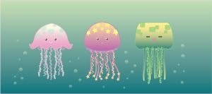 Jellyfish by ZuZuMoo