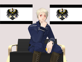 Prussia's Interview Clip-Video by shadow-fox1221