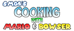 SMG4's Cooking with Mario & Bowser Logo by KingAsylus91
