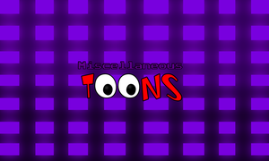 Miscellaneous Toons Wallpaper by TheIransonic