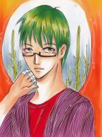 Midorima for Carrie by Otai