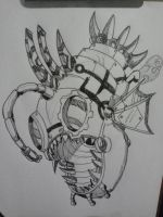 A badass Angler fish by dathore