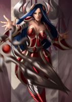 Irelia by Beverii