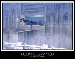 Docking Bay by ShaneGallagher